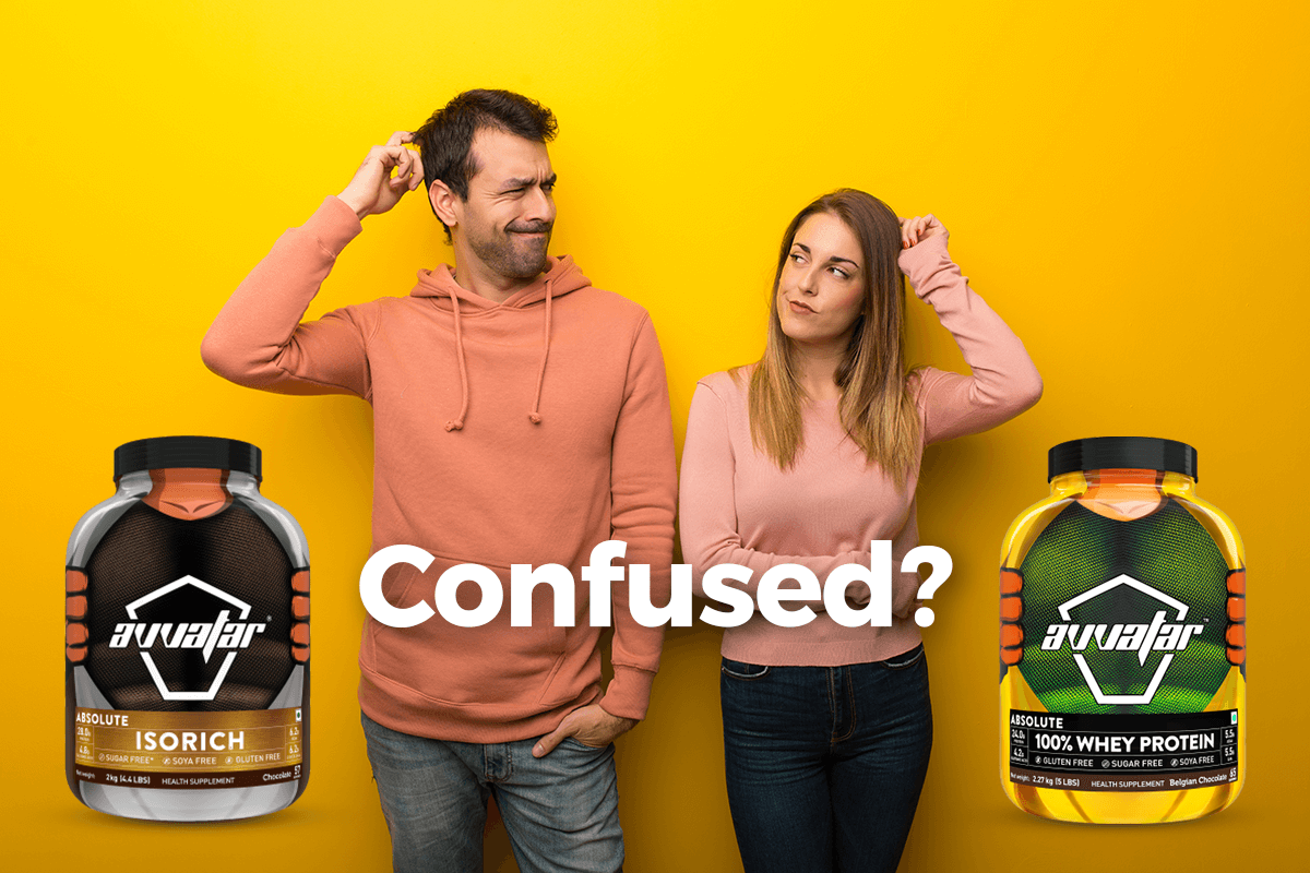 Confused between WHEY PROTEIN CONCENTRATE, WHEY PROTEIN ISOLATE and a BLEND???